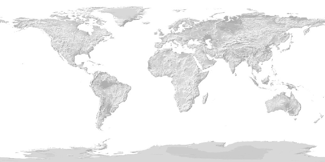 Xglobe/Xplanet Maps